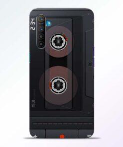 Cassette Realme XT Back Cover