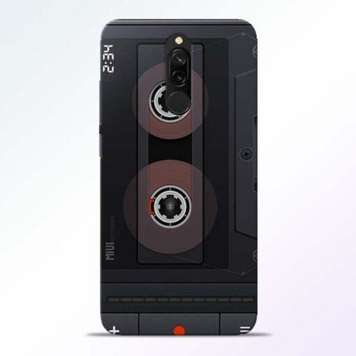 Cassette Redmi 8 Back Cover