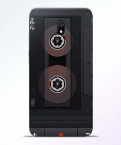 Cassette Redmi 8A Back Cover