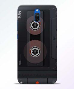 Cassette Redmi 8A Dual Back Cover