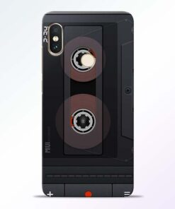 Cassette Redmi Note 5 Pro Back Cover