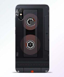 Cassette Redmi Note 6 Pro Back Cover