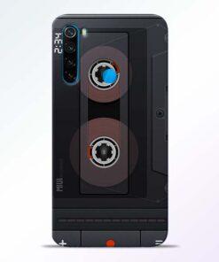 Cassette Redmi Note 8 Back Cover
