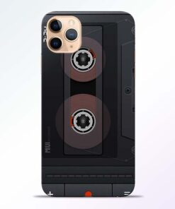 Cassette iPhone 11 Pro Back Cover