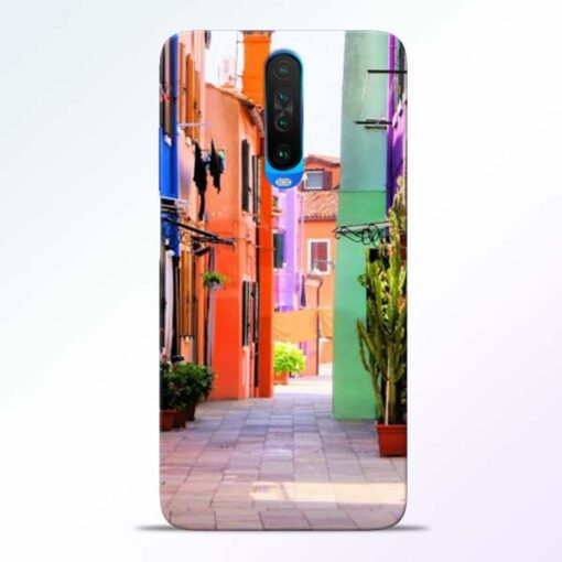 Cool Place Poco X2 Back Cover