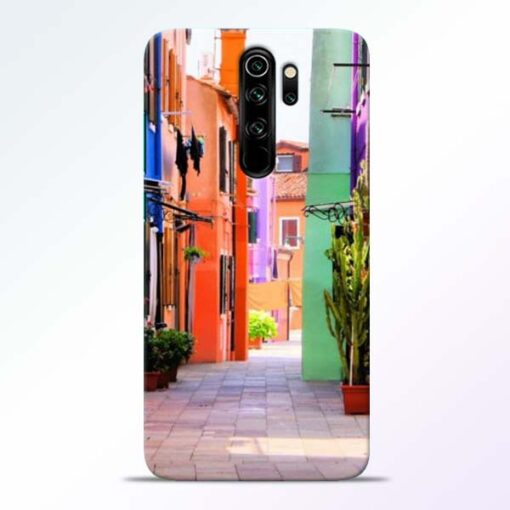 Cool Place Redmi Note 8 Pro Back Cover