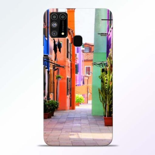 Cool Place Samsung Galaxy M31 Back Cover