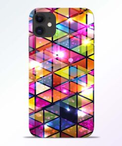 Crystal iPhone 11 Back Cover