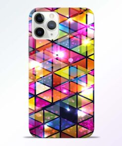 Crystal iPhone 11 Pro Max Back Cover