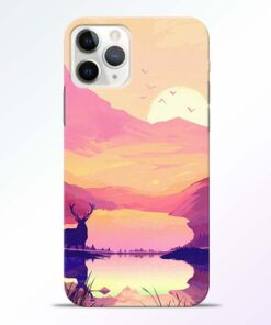 Deer Nature iPhone 11 Pro Max Back Cover