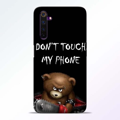 Don't touch Realme 6 Pro Back Cover
