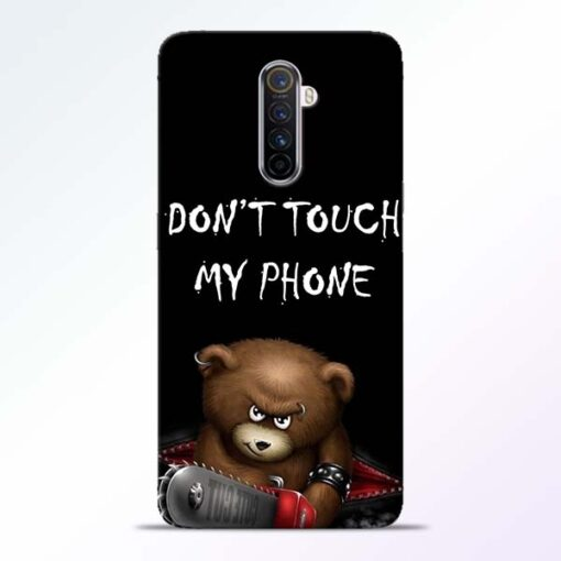 Don't touch Realme X2 Pro Back Cover