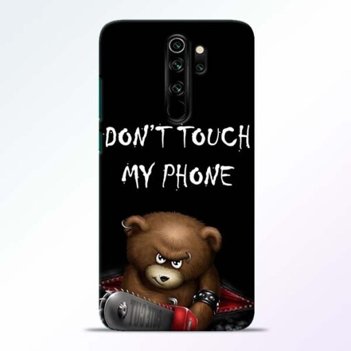 Don't touch Redmi Note 8 Pro Back Cover