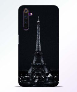 Eiffel Tower Realme 6 Pro Back Cover