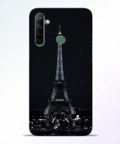 Eiffel Tower Realme 6i Back Cover