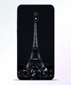 Eiffel Tower Redmi 8A Back Cover