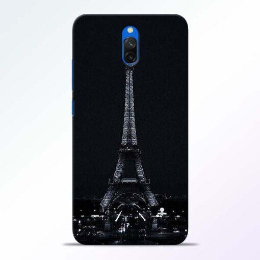 Eiffel Tower Redmi 8A Dual Back Cover