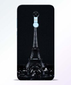 Eiffel Tower Redmi Note 5 Back Cover