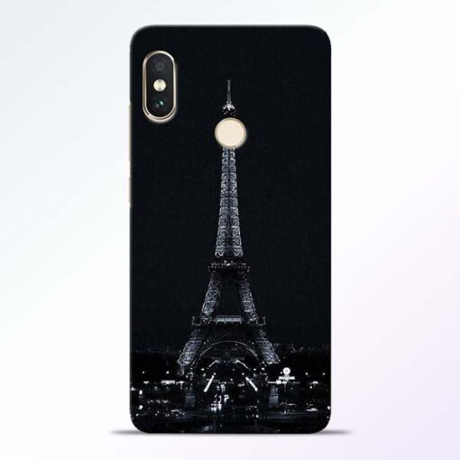 Eiffel Tower Redmi Note 5 Pro Back Cover