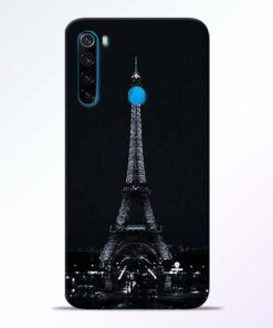 Eiffel Tower Redmi Note 8 Back Cover