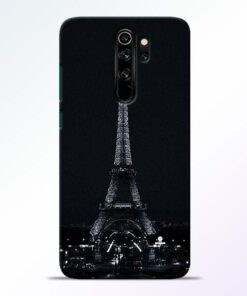 Eiffel Tower Redmi Note 8 Pro Back Cover
