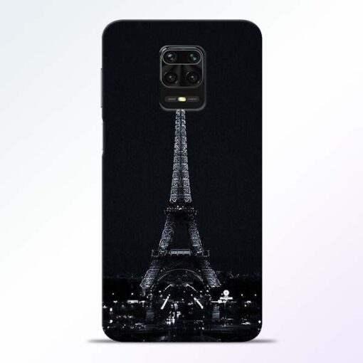 Eiffel Tower Redmi Note 9 Pro Back Cover