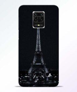 Eiffel Tower Redmi Note 9 Pro Max Back Cover