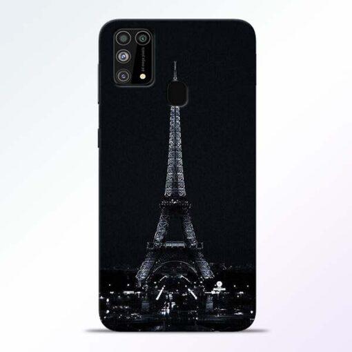 Eiffel Tower Samsung Galaxy M31 Back Cover