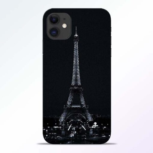 Eiffel Tower iPhone 11 Back Cover