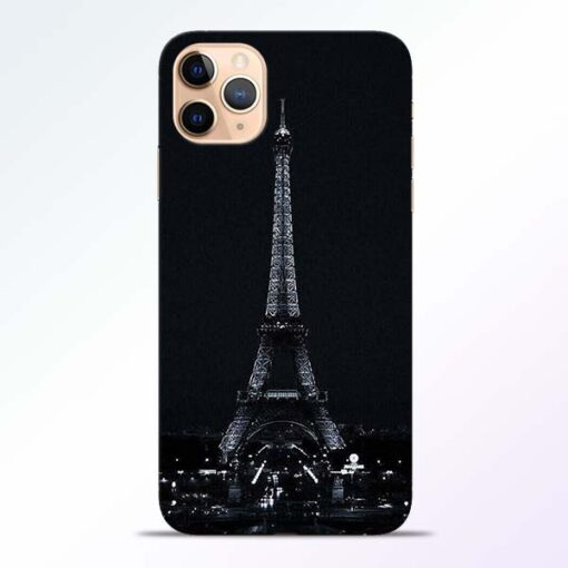 Eiffel Tower iPhone 11 Pro Back Cover
