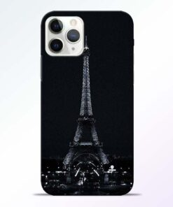 Eiffel Tower iPhone 11 Pro Max Back Cover