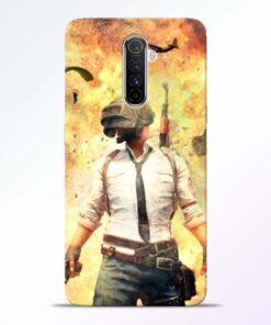 Fire Pubg Realme X2 Pro Back Cover