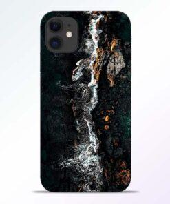 Half Break iPhone 11 Back Cover