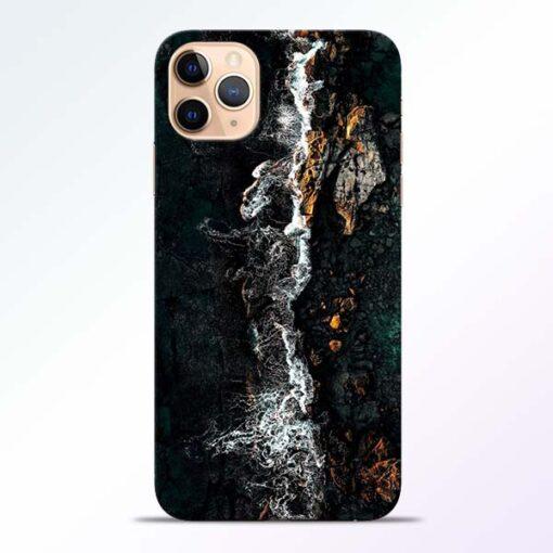 Half Break iPhone 11 Pro Back Cover