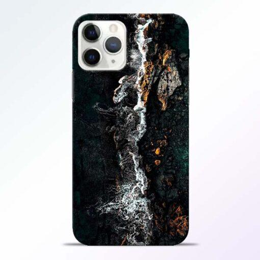 Half Break iPhone 11 Pro Max Back Cover