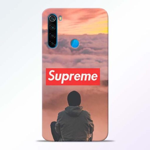 Hypebeast Redmi Note 8 Back Cover