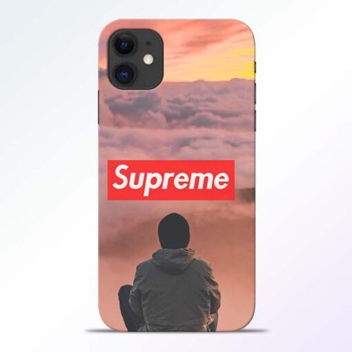 Hypebeast iPhone 11 Back Cover