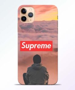 Hypebeast iPhone 11 Pro Back Cover