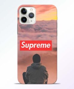 Hypebeast iPhone 11 Pro Max Back Cover