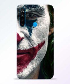 Jocker Cry Redmi Note 8 Back Cover