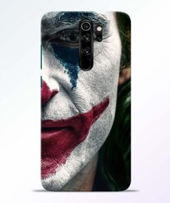 Jocker Cry Redmi Note 8 Pro Back Cover