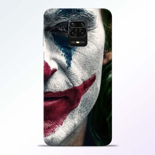Jocker Cry Redmi Note 9 Pro Back Cover