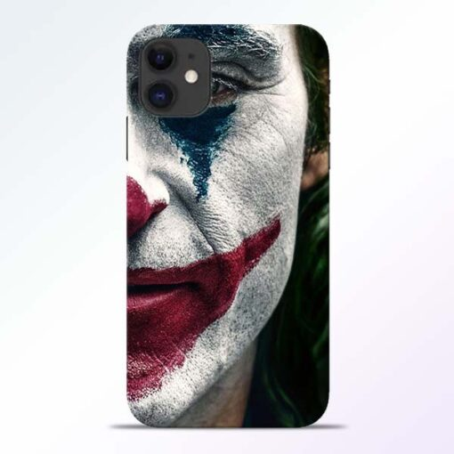 Jocker Cry iPhone 11 Back Cover