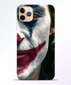 Jocker Cry iPhone 11 Pro Back Cover