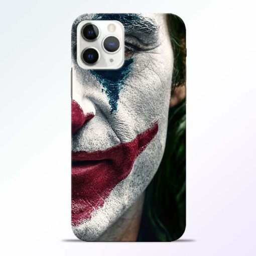 Jocker Cry iPhone 11 Pro Max Back Cover