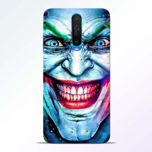 Joker Face Poco X2 Back Cover