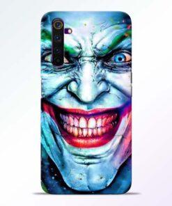 Joker Face Realme 6 Back Cover