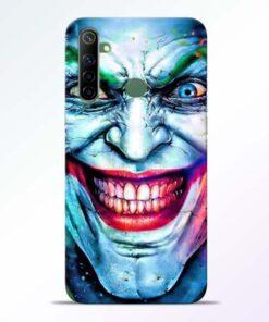 Joker Face Realme 6i Back Cover
