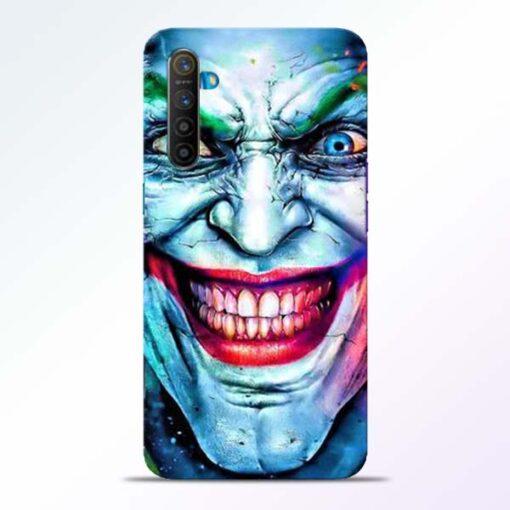 Joker Face Realme XT Back Cover