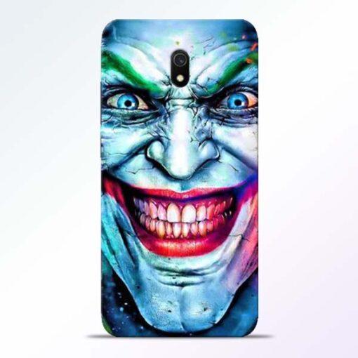 Joker Face Redmi 8A Back Cover